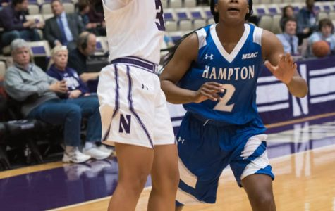 Women's Basketball: Northwestern holds on to top Oral Roberts