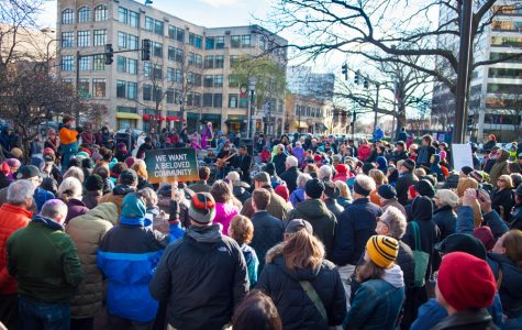 Evanston leaders, faith community hold post-election unity rally