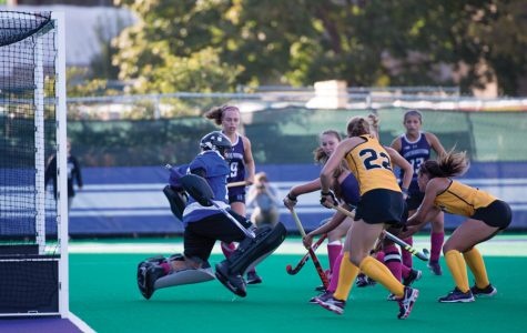 Field Hockey: Wildcats hold off Hawkeyes, advance to Big Ten Tournament semifinals