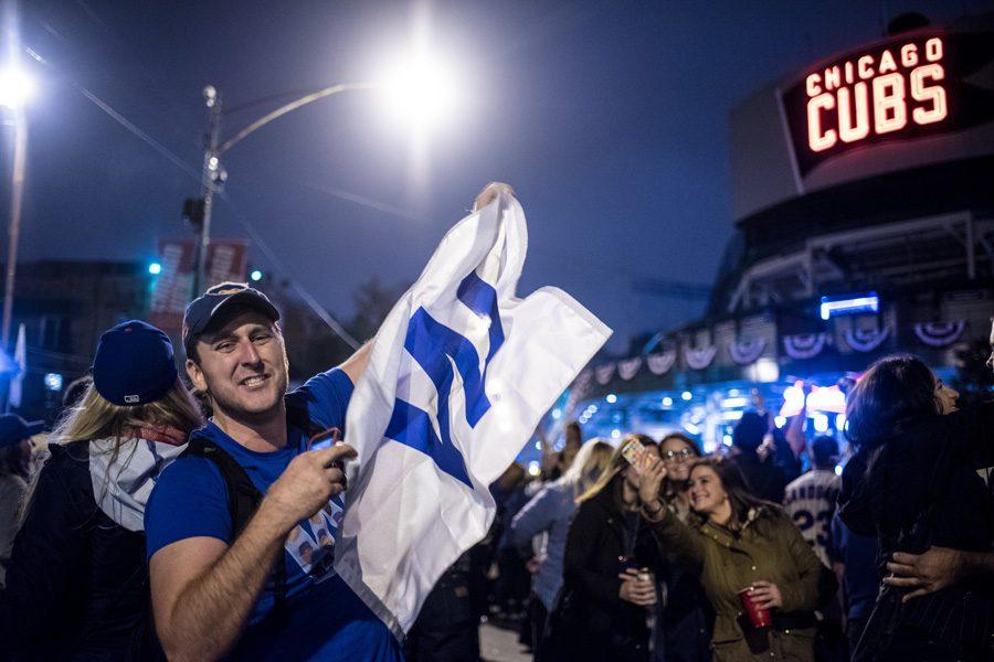 Captured: Cubs win World Series