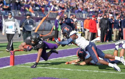 Rapid Recap: Northwestern 42, Illinois 21
