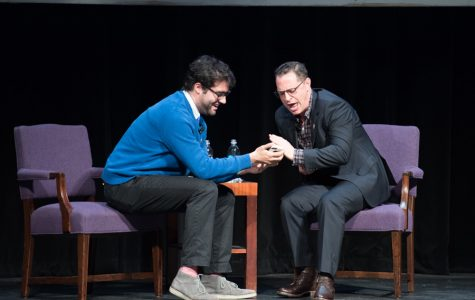 'West Wing' star Joshua Malina discusses career, politics