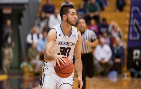 Men's Basketball: Bryant McIntosh looks to lead Northwestern through competitive stretch