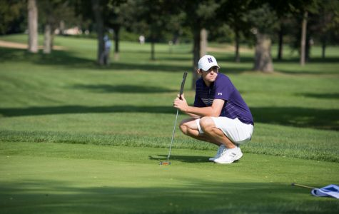 Men's Golf: Northwestern wraps up fall season with third-place finish