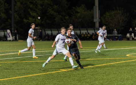 Men's Soccer: Northwestern's season ends in Big Ten Tournament opener