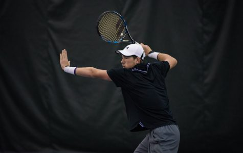 Men's Tennis: Kirchheimer takes to ITA Indoor Nationals