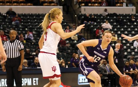 Women's Basketball: With Maggie Lyon gone, Northwestern looks for new options in the backcourt