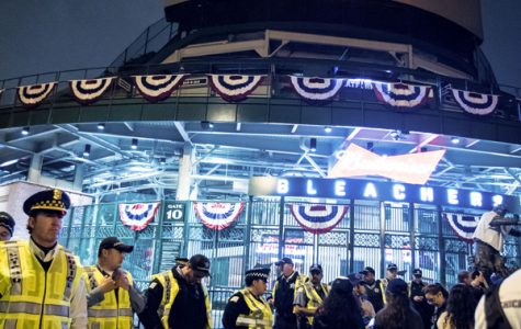 Northwestern students say they were mistreated by police in Wrigleyville on night of Cubs' clincher