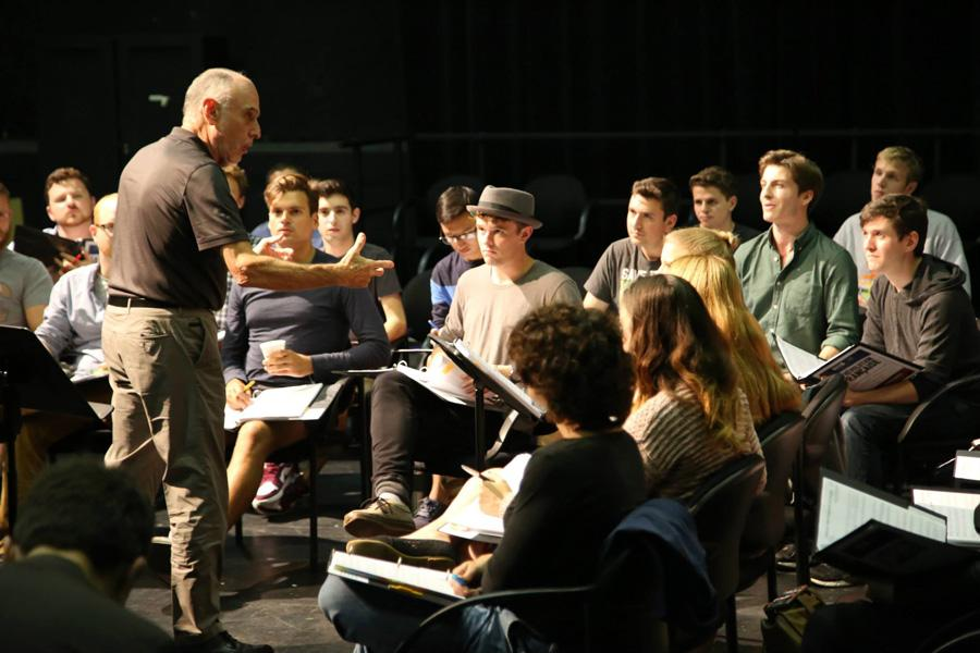 Northwestern students work with Broadway-level professionals in new musicals produced by the American Music Theatre Project.