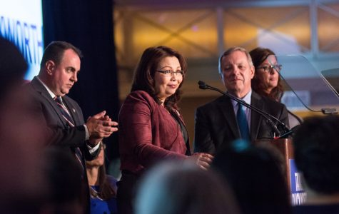 U.S. Rep. Tammy Duckworth clinches Senate seat
