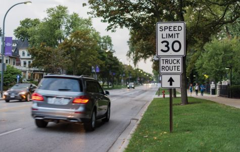City Council approves Sheridan Road speed limit reduction
