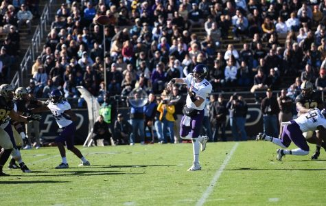 Football: Carr, Thorson continue to rewrite Northwestern record books
