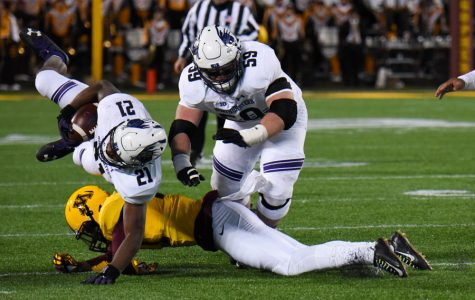 Football: Missed opportunities leave Wildcats empty-handed in Minnesota