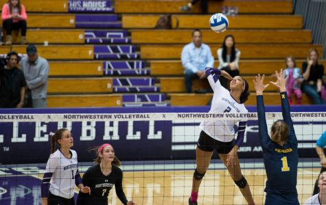 Volleyball: Northwestern loses heartbreaker to No. 3 Wisconsin