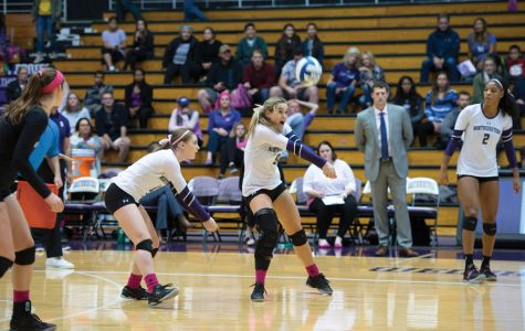 Volleyball: Northwestern prepares for final home matches of season