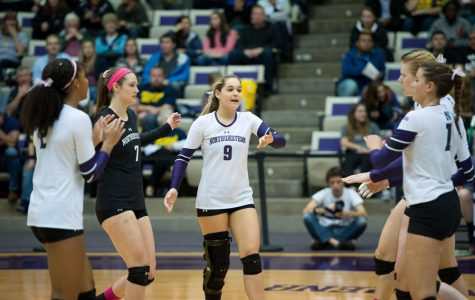 Volleyball: Northwestern takes on ranked Michigan, Michigan State