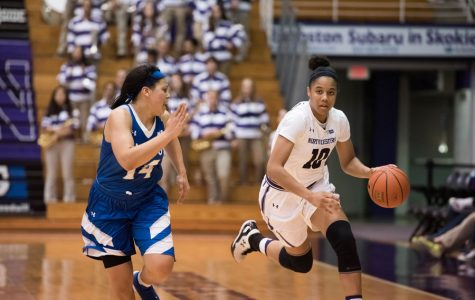 Women's Basketball: Northwestern overcomes second-quarter slump to top Evansville