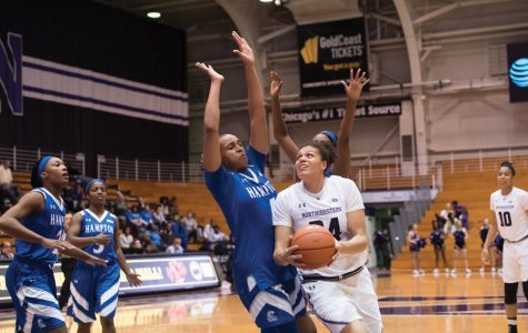 Women's Basketball: Northwestern looks for signature win at cross-town rival DePaul