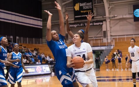 Women's Basketball: With the nonconference season young, Northwestern sorts out its frontcourt