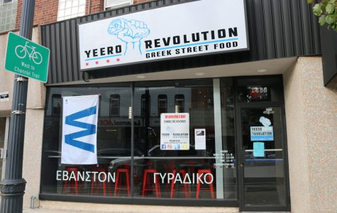 New Yeero Revolution restaurant touts gyros recipe