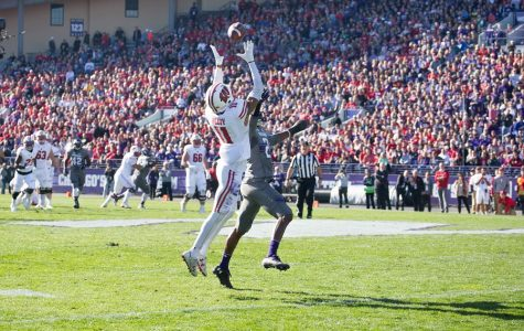 Rapid Reaction: Wisconsin 21, Northwestern 7
