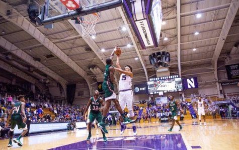 Men's Basketball: Barret Benson's growth boosting Northwestern's depth at center
