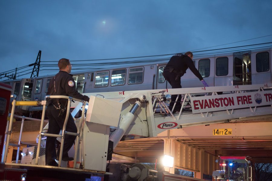 Person dies after being struck by CTA train at Foster stop, police say