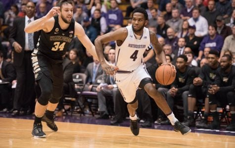 Men's Basketball: Early run gives Northwestern welcome lopsided win over DePaul