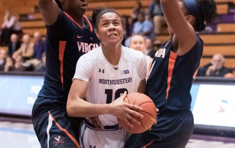 Women's Basketball: Northwestern mounts huge second-half comeback to topple Virginia