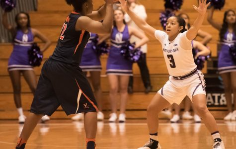 Women's Basketball: Northwestern rolls past UT Martin, readies for Big Ten play