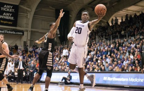 Men's Basketball: Northwestern rides hot start to win over DePaul