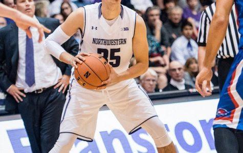 Men's Basketball: Aaron Falzon to miss remainder of 2016-17 season
