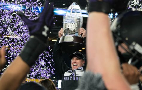 Football: Northwestern upsets No. 23 Pittsburgh in back-and-forth Pinstripe Bowl