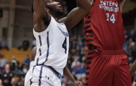 Men's Basketball: Northwestern survives scare against Chicago State