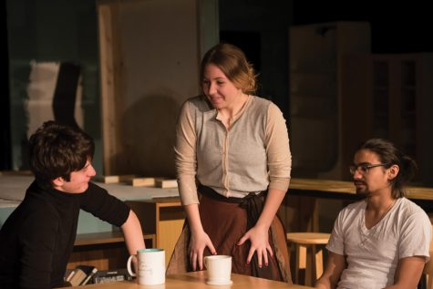 Lipstick Theatre show discusses personal implications of politics