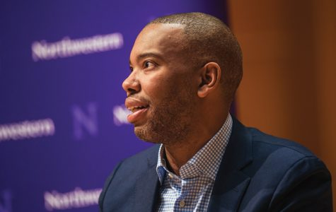 Journalist Ta-Nehisi Coates discusses Trump, race in America