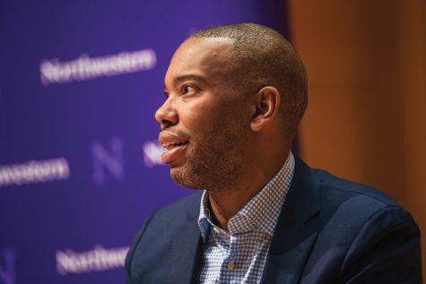Journalist Ta-Nehisi Coates discusses Trump, race in America