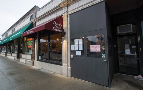After decades in the heart of Evanston, Dave's New Kitchen settles into smaller space