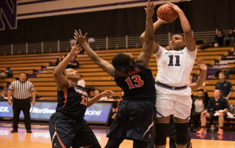 Women's Basketball: Hot-shooting Northwestern rolls past Purdue