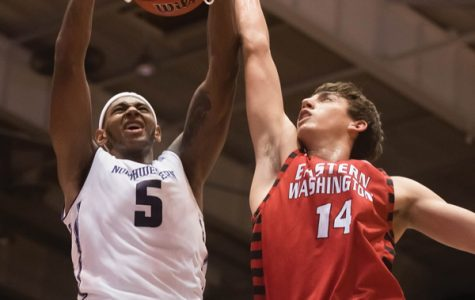 Men's Basketball: Northwestern rallies past Nebraska on the road