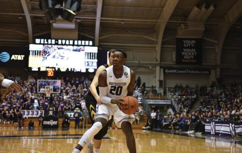 Men's Basketball: Northwestern grinds out first win at Ohio State in 40 years