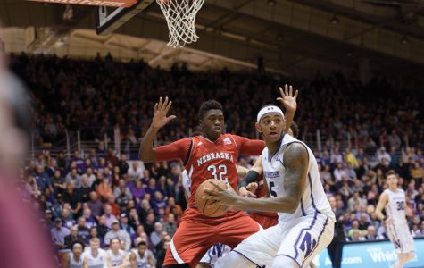 Men's Basketball: Northwestern tops Nebraska for fifth-straight victory