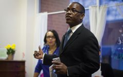 Gaspard kicks off mayoral campaign over a month before primary