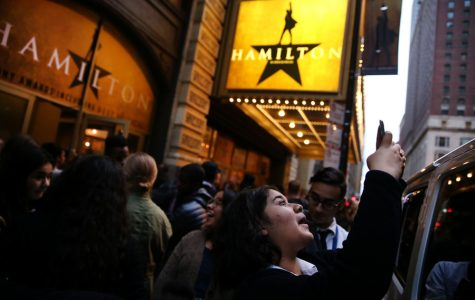 'Hamilton' cast member Anthony Ramos will visit Northwestern