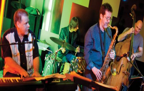 Quartet brings interplanetary jazz to Nevin's Pub