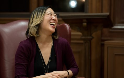 Playwright Young Jean Lee discusses her experiences writing identity-based art