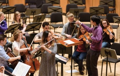 Accompianetta performs first ever student-conducted Mahler symphony