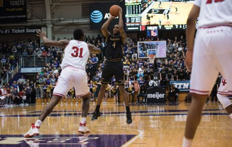 Men's Basketball: No. 25 Northwestern set for showdown at No. 23 Purdue