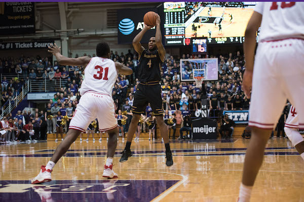 Swanigan leads No. 23 Purdue to rout of No. 25 Northwestern
