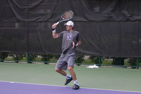 Men's Tennis: Cats prepare for trio of weekend matches